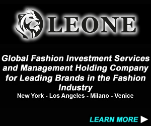 Leone GIS, Inc. - GLOBAL FASHION INVESTMENT SERVICES AND MANAGEMENT HOLDING COMPANY FOR LEADING BRANDS IN THE FASHION INDUSTRY | New York - Los Angeles - Milano - Venice